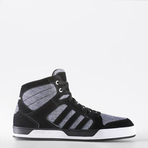 adidas - Raleigh Mid Shoes Core Black  /  Black  /  Running White AW5404