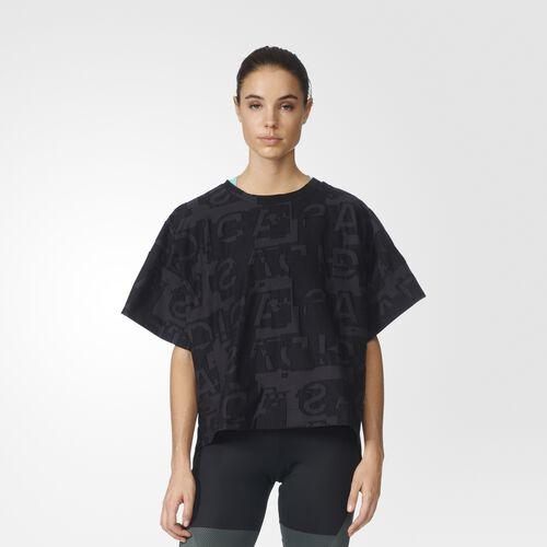 adidas - Icon Tee Utility Black  /  Black AZ1686