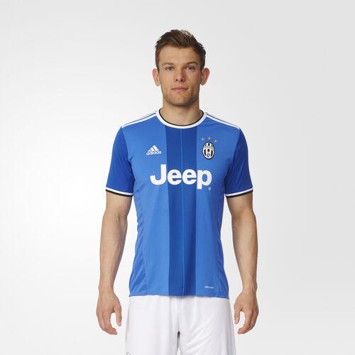 adidas - Juventus Away Replica Jersey Vivid Blue  /  White AI6226