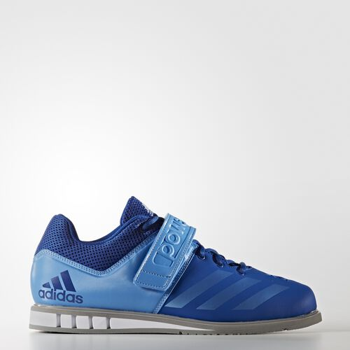 adidas - Powerlift.3 Shoes Collegiate Royal  /  Charcoal Solid Grey BA9176