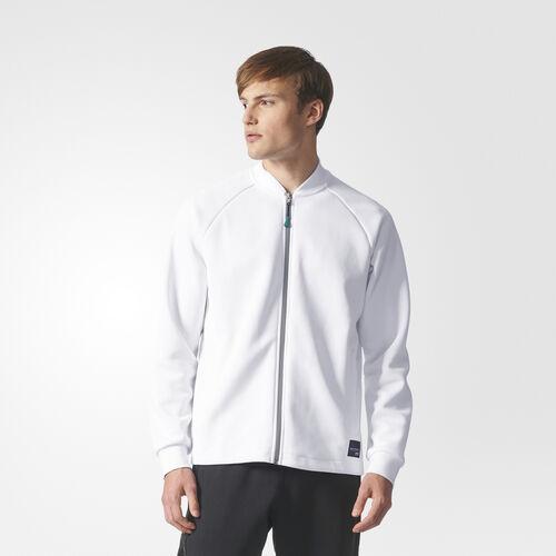 adidas - EQT Hawthorne Track Jacket White CF3596