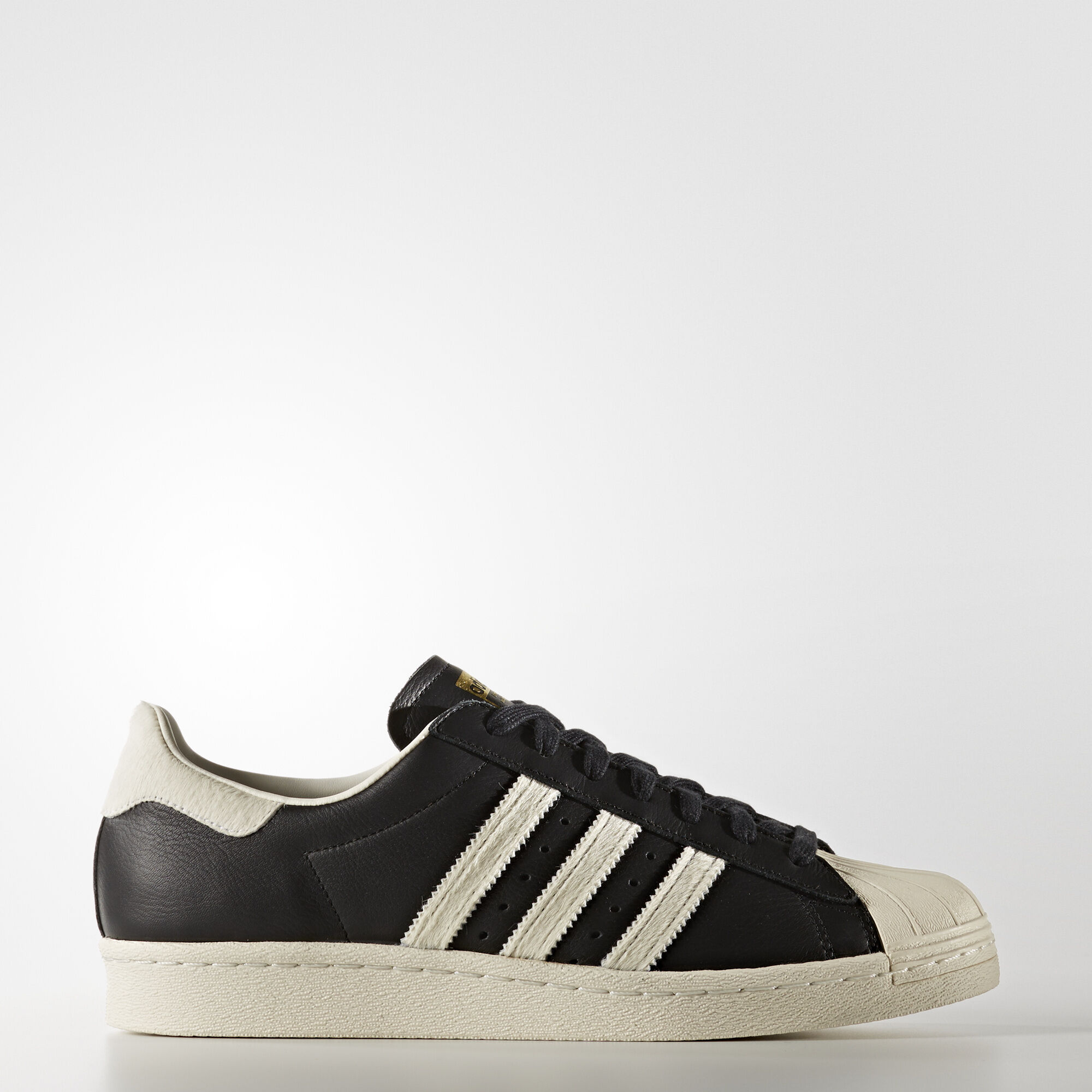ADIDAS SUPERSTAR 80S DLX (WHITE/GUM)/ SNEAKERS T