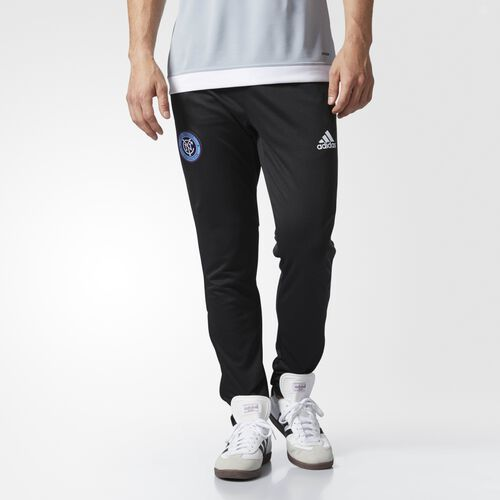 adidas - TRAINING PNT MLS NY BLACK/WHITE Black BV4248