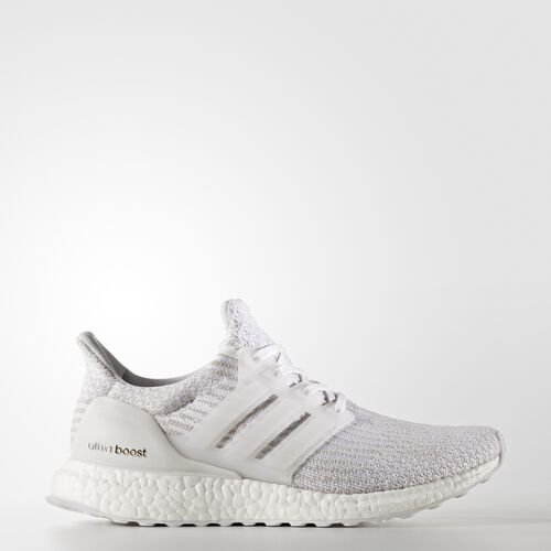 adidas - ULTRABOOST Shoes Running White Ftw  /  Running White  /  Pearl Grey S80687