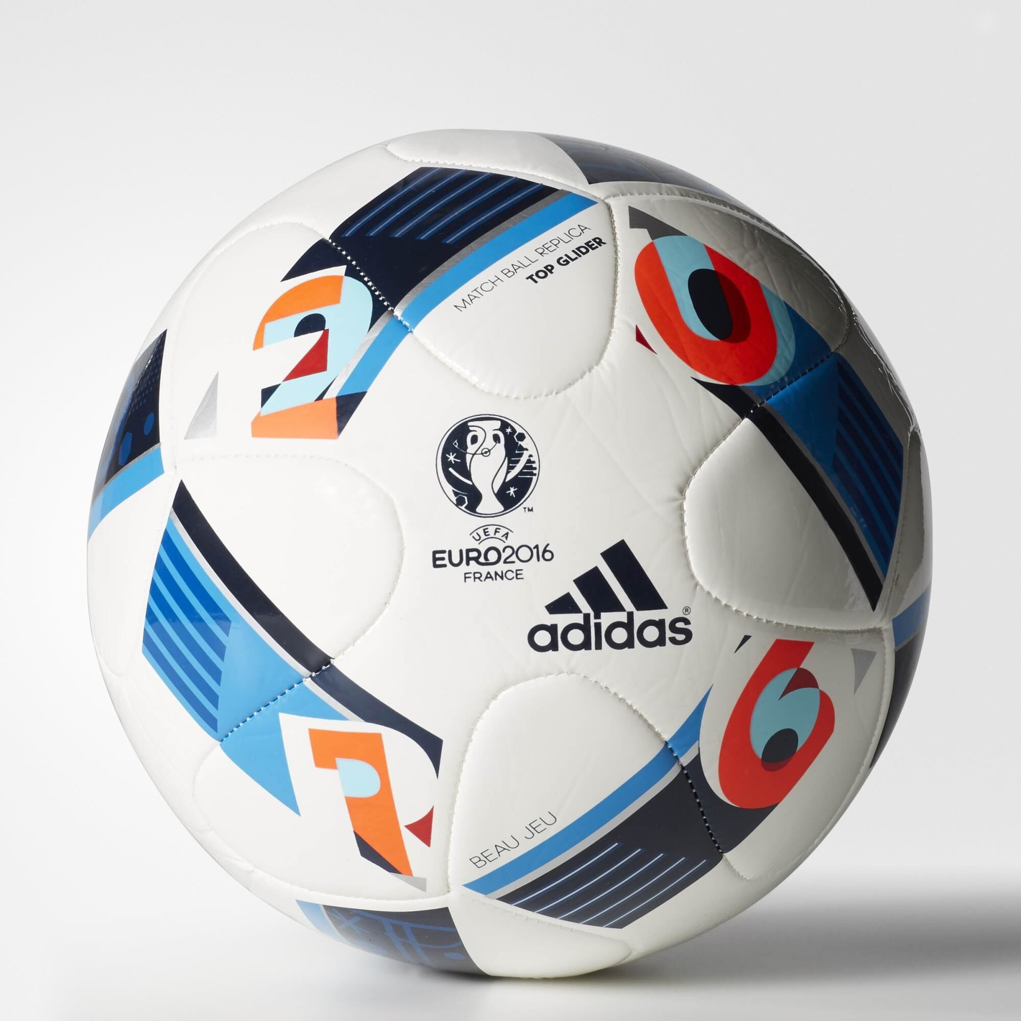 uefa euro 2016 top glide soccer ball. Black Bedroom Furniture Sets. Home Design Ideas