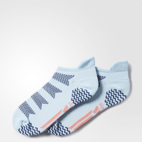 adidas - Studio No-Show Socks 2 Pairs MULTI BA1947