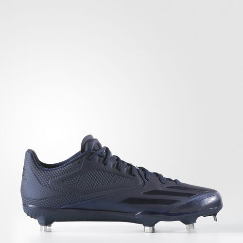 adidas - adizero Afterburner 3 Cleats Collegiate Navy  /  Collegiate Navy  /  Running White Q16568