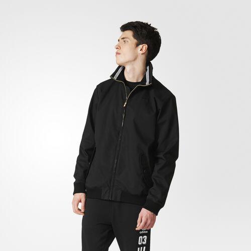 adidas - Classic Skate Jacket Black AY8742