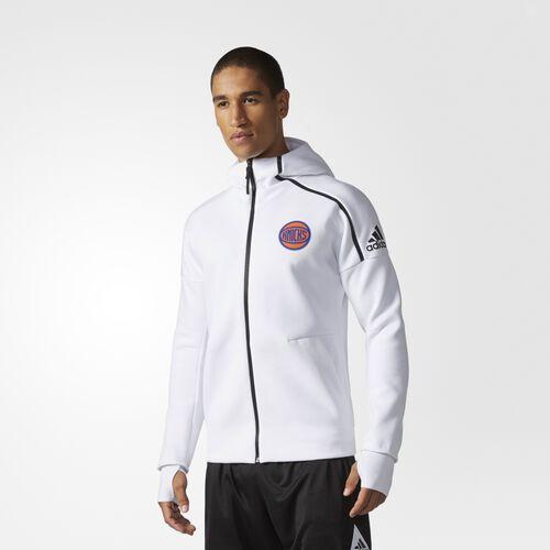 adidas - Knicks Z.N.E. Hoodie White CC5350