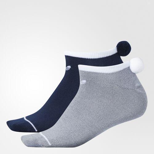 adidas - Pompom Socks 2 Pairs Collegiate Navy CI0913