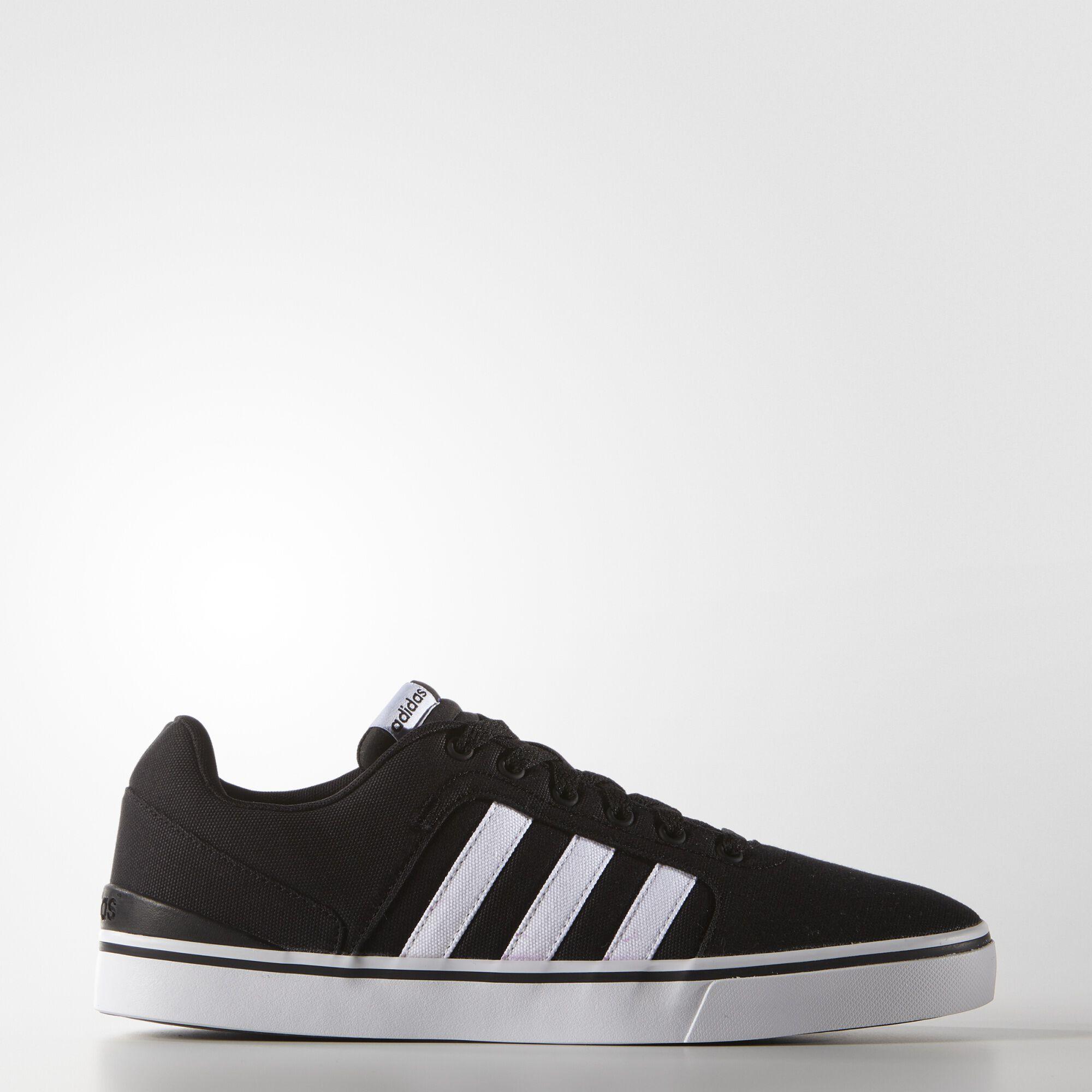 adidas neo black shoes