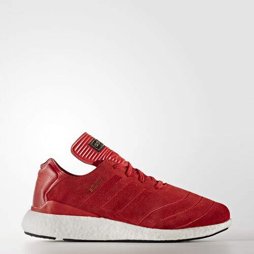 adidas - Busenitz PureBOOST Shoes Scarlet  /  Scarlet  /  Running White Ftw F37885