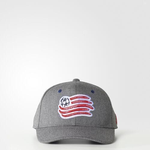adidas - New England Revolution Structured Hat Grey BM8575
