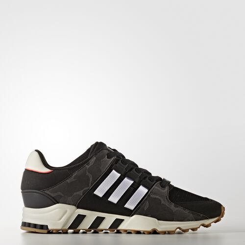 adidas - EQT Support RF Shoes Core Black  /  Off White  /  Core Black BB1324