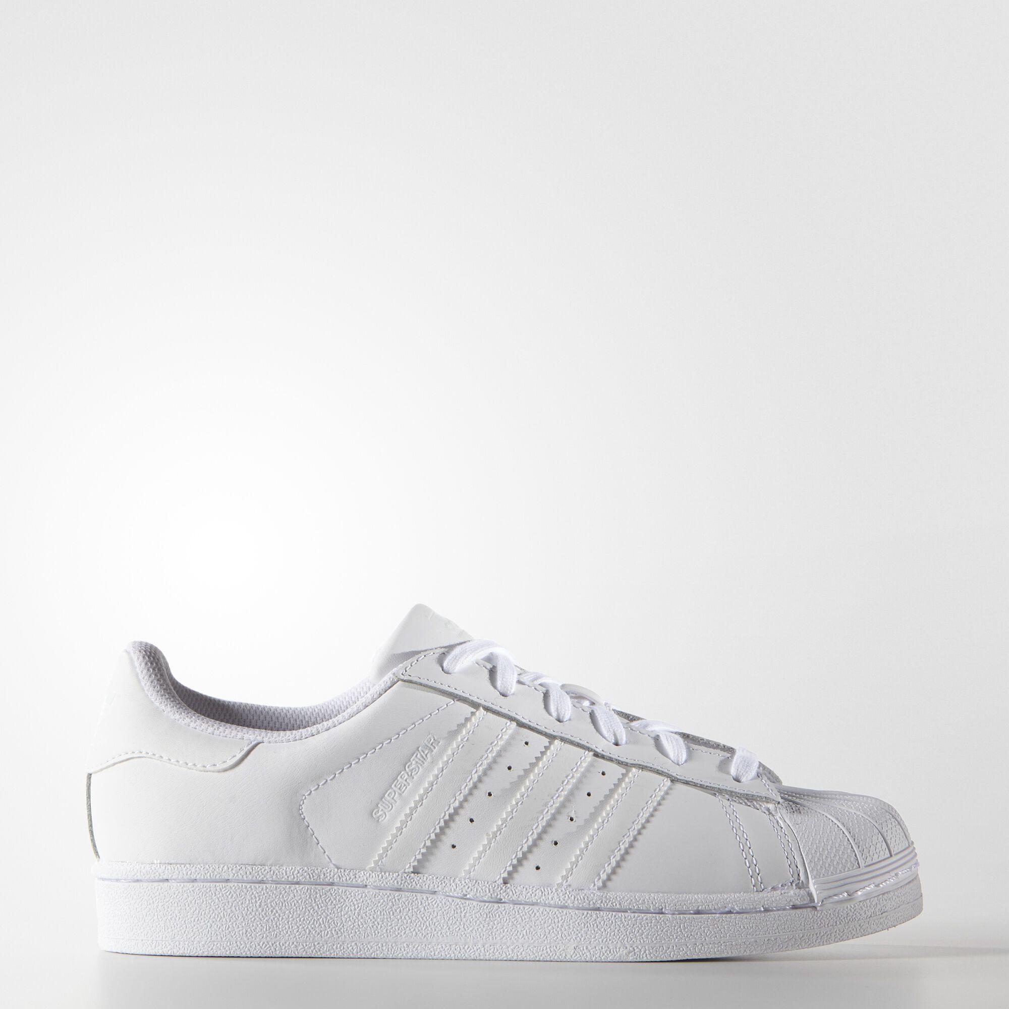 qsisd adidas Superstar Shoes - White | adidas US