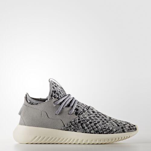 adidas - Tubular Entrap Shoes Light Onix  /  Metallic Silver  /  Chalk White BA7100