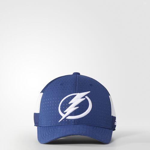 adidas - Lightning Structured Flex Draft Hat Blue BZ8728