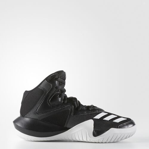 adidas - Crazy Team 2017 Shoes Core Black  /  Running White  /  Black BY3524