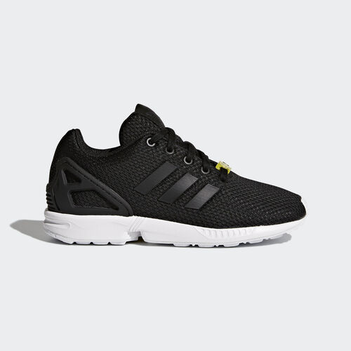 adidas - ZX Flux Shoes Black  /  Black  /  Running White M21294
