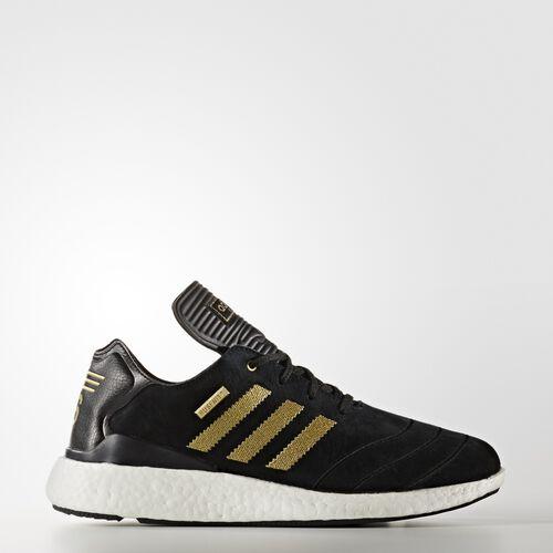 adidas - Busenitz PureBoost Shoes Core Black  /  Gold Metallic  /  Running White Ftw F37886
