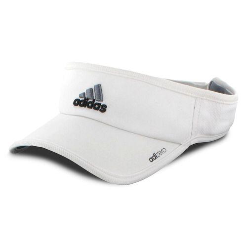 adidas - adiZero II Visor White  /  Black Q31073
