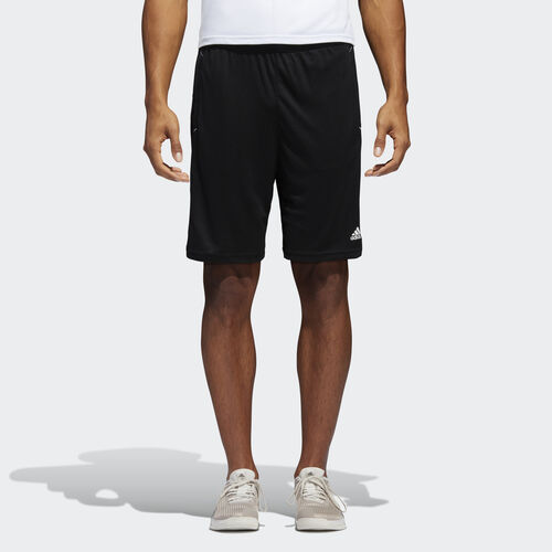 adidas - Essentials Shorts Black  /  White F86297