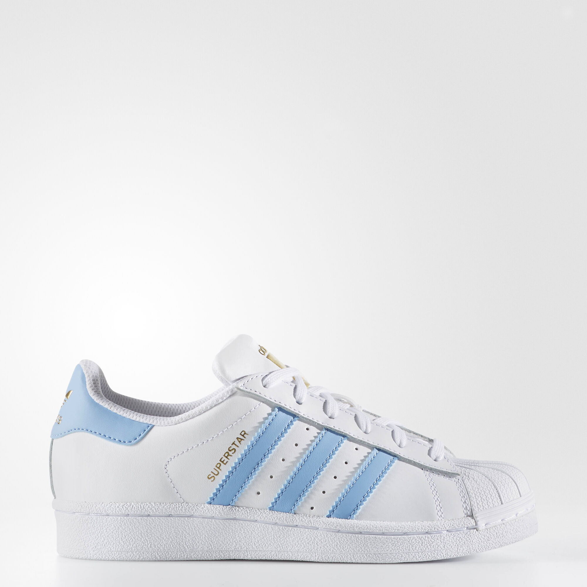 adidas Originals Womens Superstar Foundation Trainer Black / White