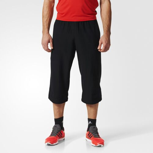 adidas - Cool 365 Three-Quarter Pants Black AJ5521