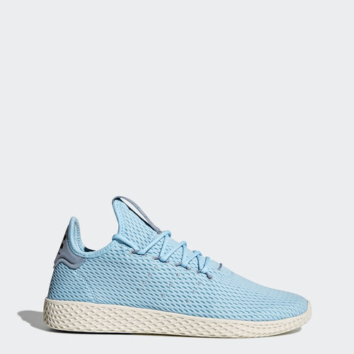 adidas - Pharrell Williams Tennis Hu Shoes Icey Blue  /  Ice Blue  /  Tactile Blue CP9764
