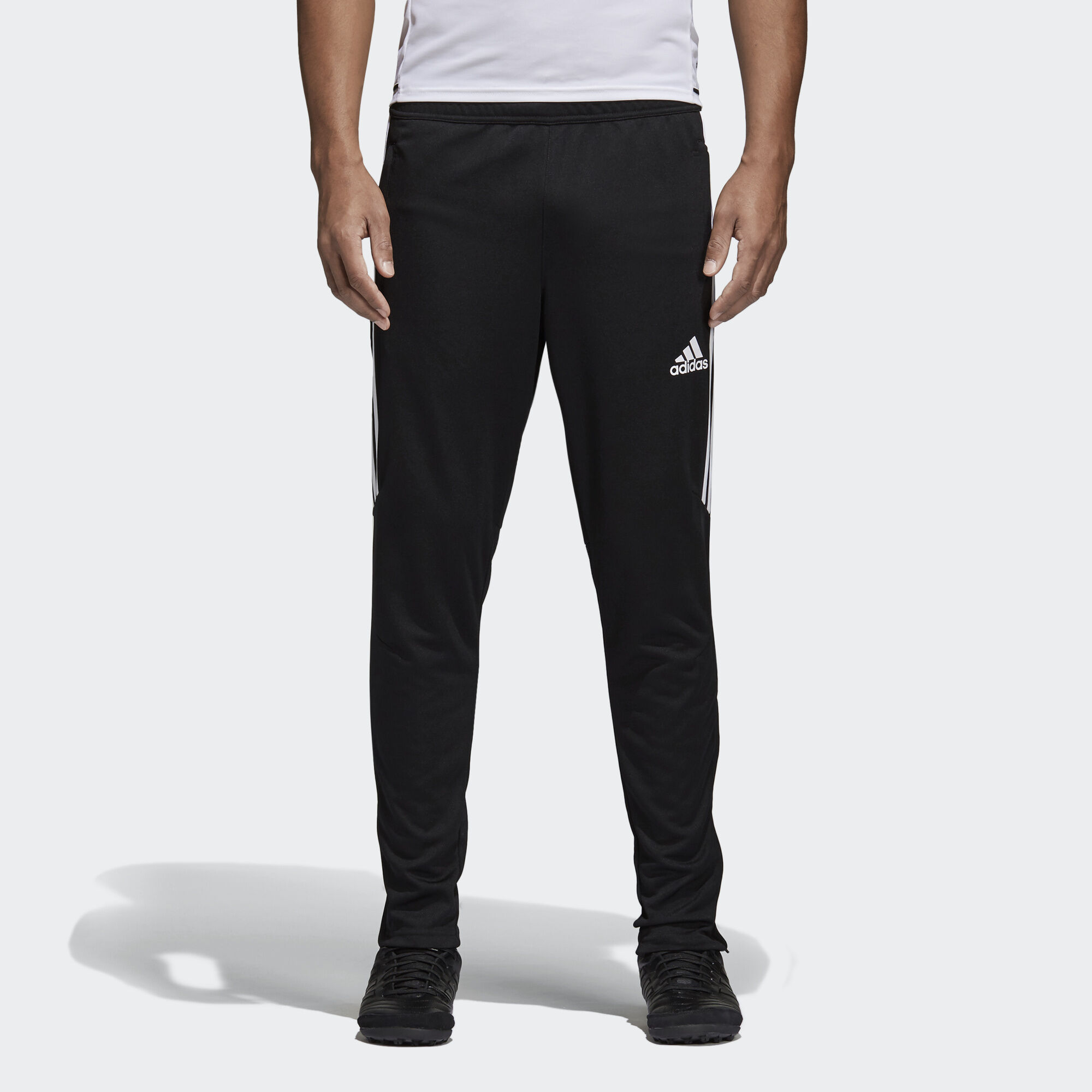 adidas slim track pants men