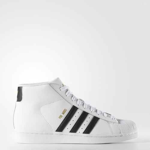 adidas - Pro Model Shoes Running White Ftw  /  Core Black  /  Running White Ftw S85956