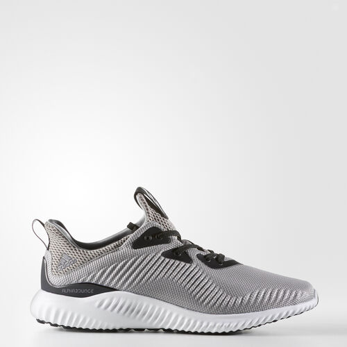 adidas - alphabounce Shoes Multi Solid Grey  /  Running White Ftw  /  Core Black BW0540