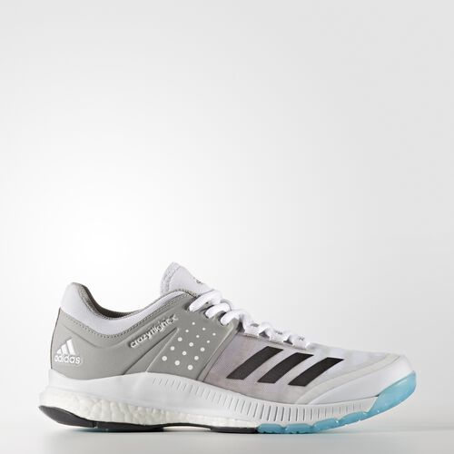 adidas - Crazyflight X Shoes Running White  /  Night  /  Grey BA9266