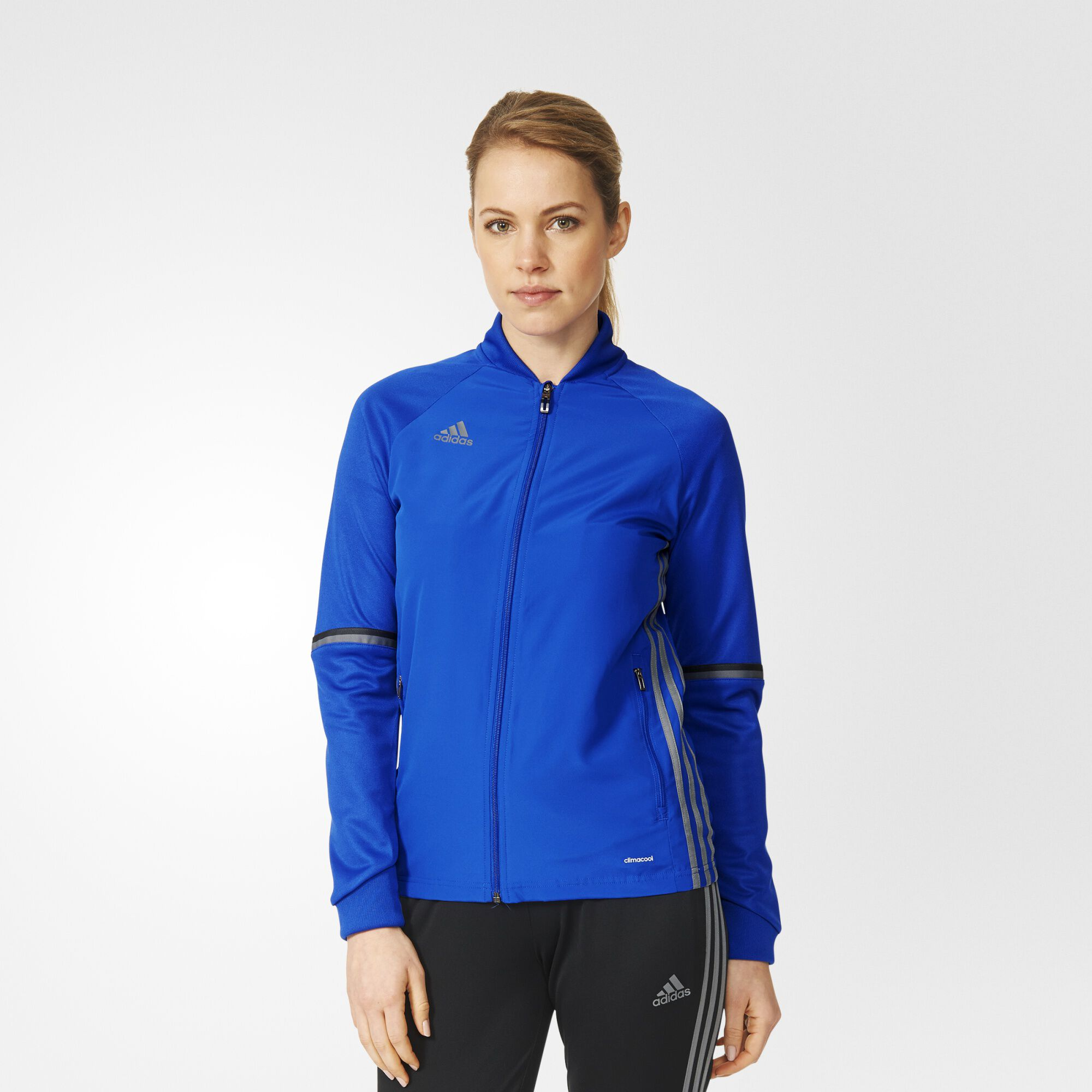 Women Blue Jackets | adidas US