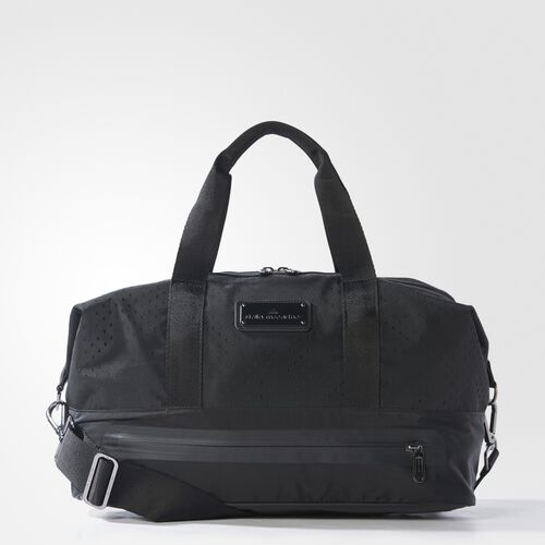 adidas - Small Gym Bag Black  /  Gunmetal  /  Granite BR3145