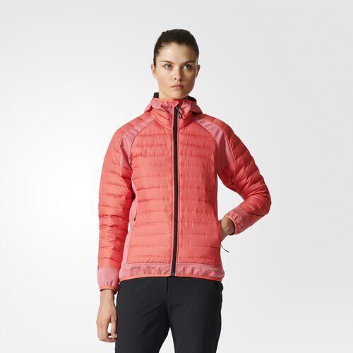 adidas - Hybrid Down Hooded Jacket MULTI AZ6264