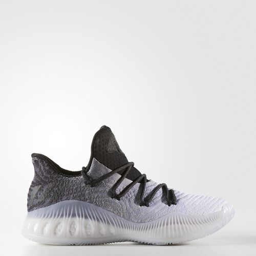 adidas - Crazy Explosive 2017 Primeknit Low Shoes Light Solid Grey  /  Running White  /  Core Black CQ0541