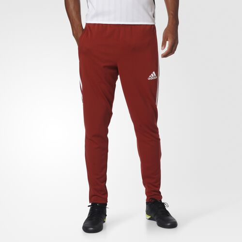 adidas - Tiro 17 Training Pants Mystery Red  /  White BS3677
