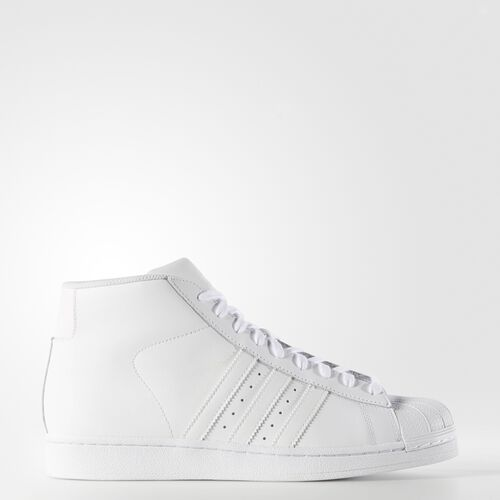 adidas - Pro Model Shoes Running White Ftw  /  Running White  /  Running White B27450