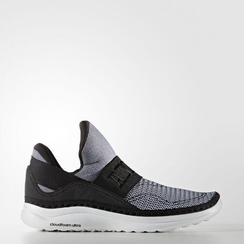adidas - Cloudfoam Ultra Zen Sneakers Running White Ftw  /  Core Black  /  Scarlet AQ5857