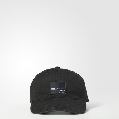 adidas - EQT Washed Relaxed Hat Black CI0914