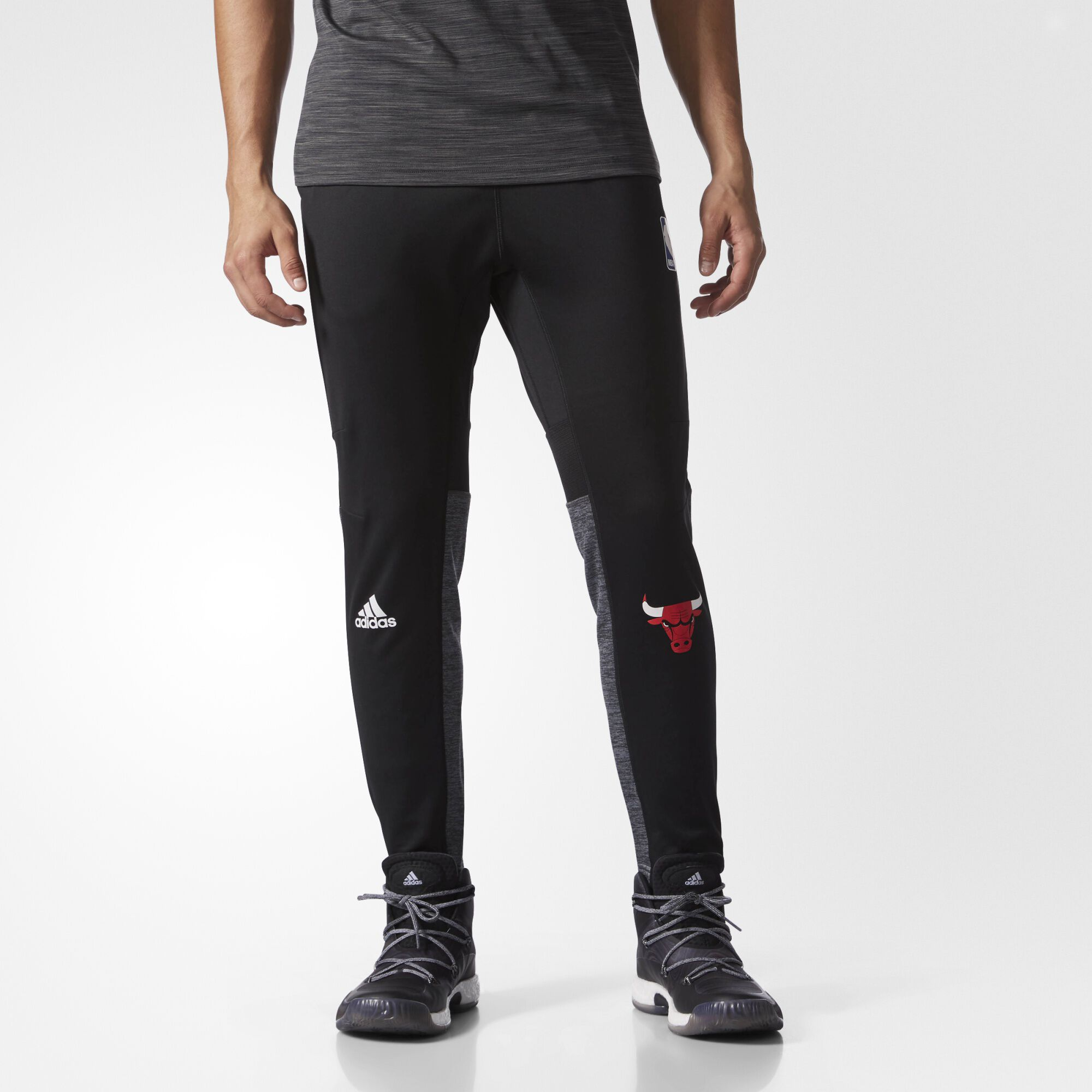 adidas basketball pants men