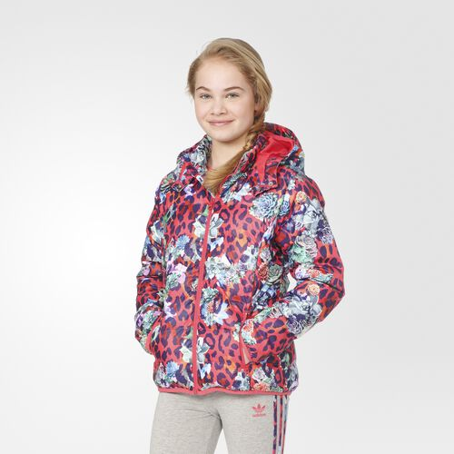 adidas - S Rose Jacket Multicolor S96107
