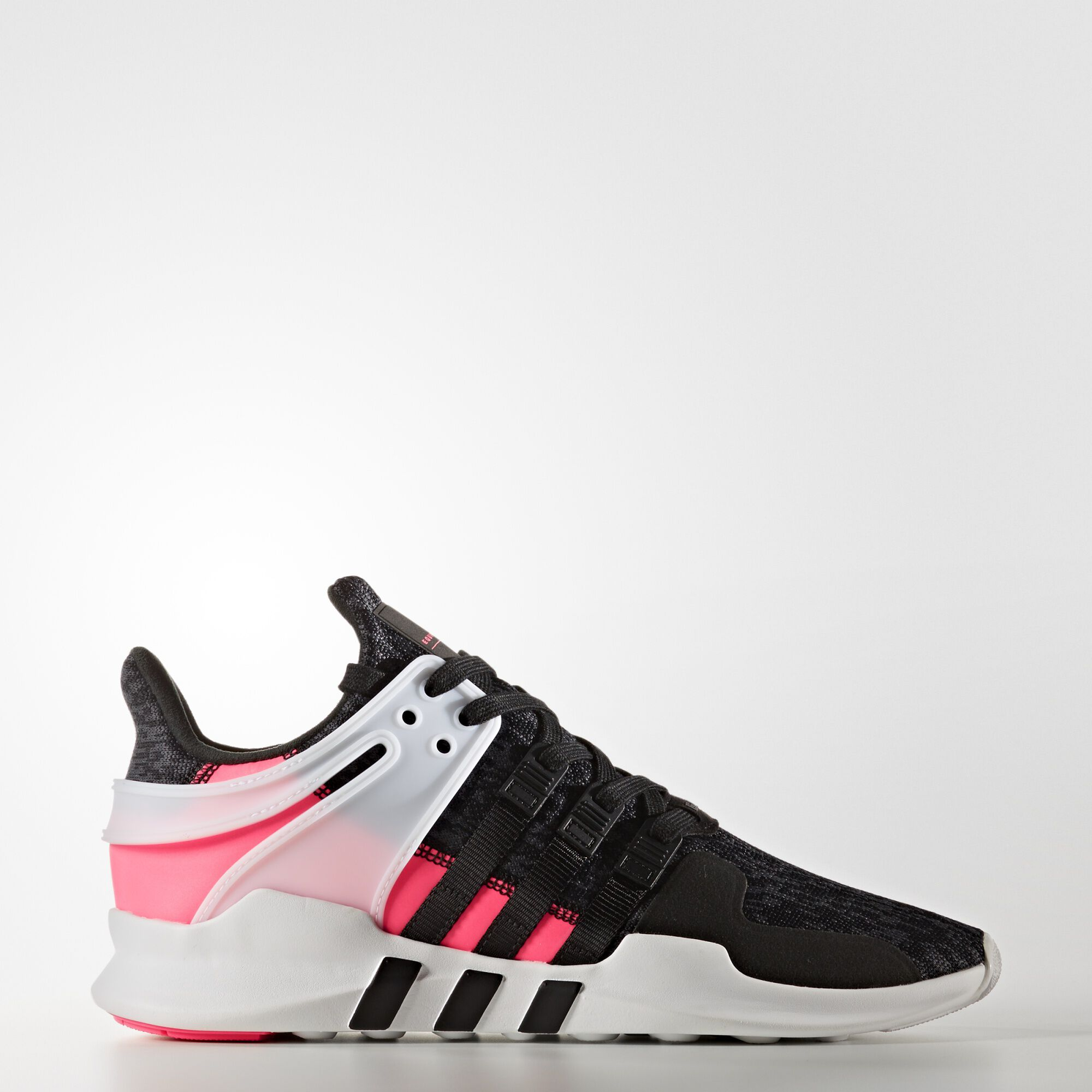 Adidas EQT Support ADV Primeknit Core Black Turbo