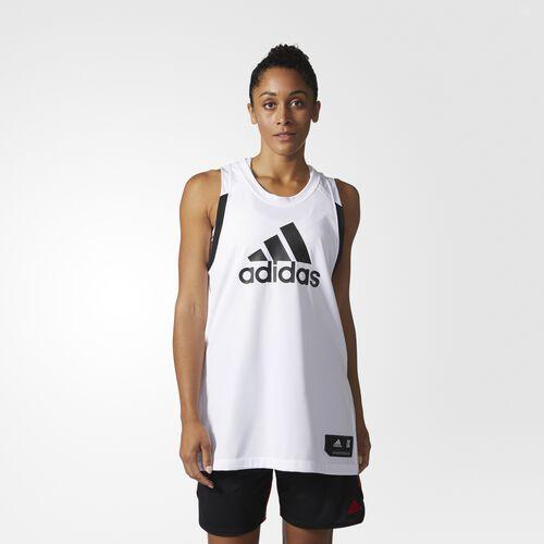 adidas - Basketball Jersey White CE9404