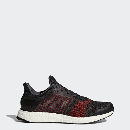 adidas - UltraBOOST ST Shoes Core Black  /  Night  /  Energy S80616