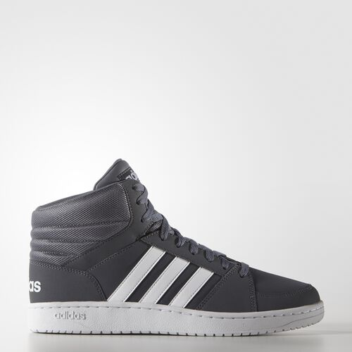 adidas - Hoops VS Mid Shoes Onix  /  Running White  /  Running White AW4589