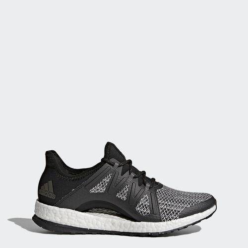 adidas - PureBOOST Xpose All Terrain Shoes Core Black  /  Core Black  /  Running White S81148