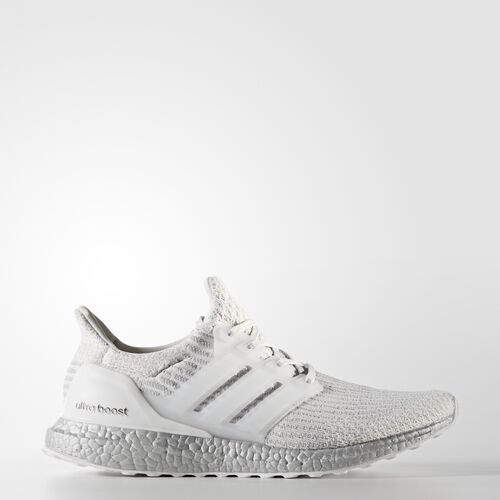 adidas - ULTRABOOST Shoes Crystal White  /  Crystal White  /  Bliss BA8922