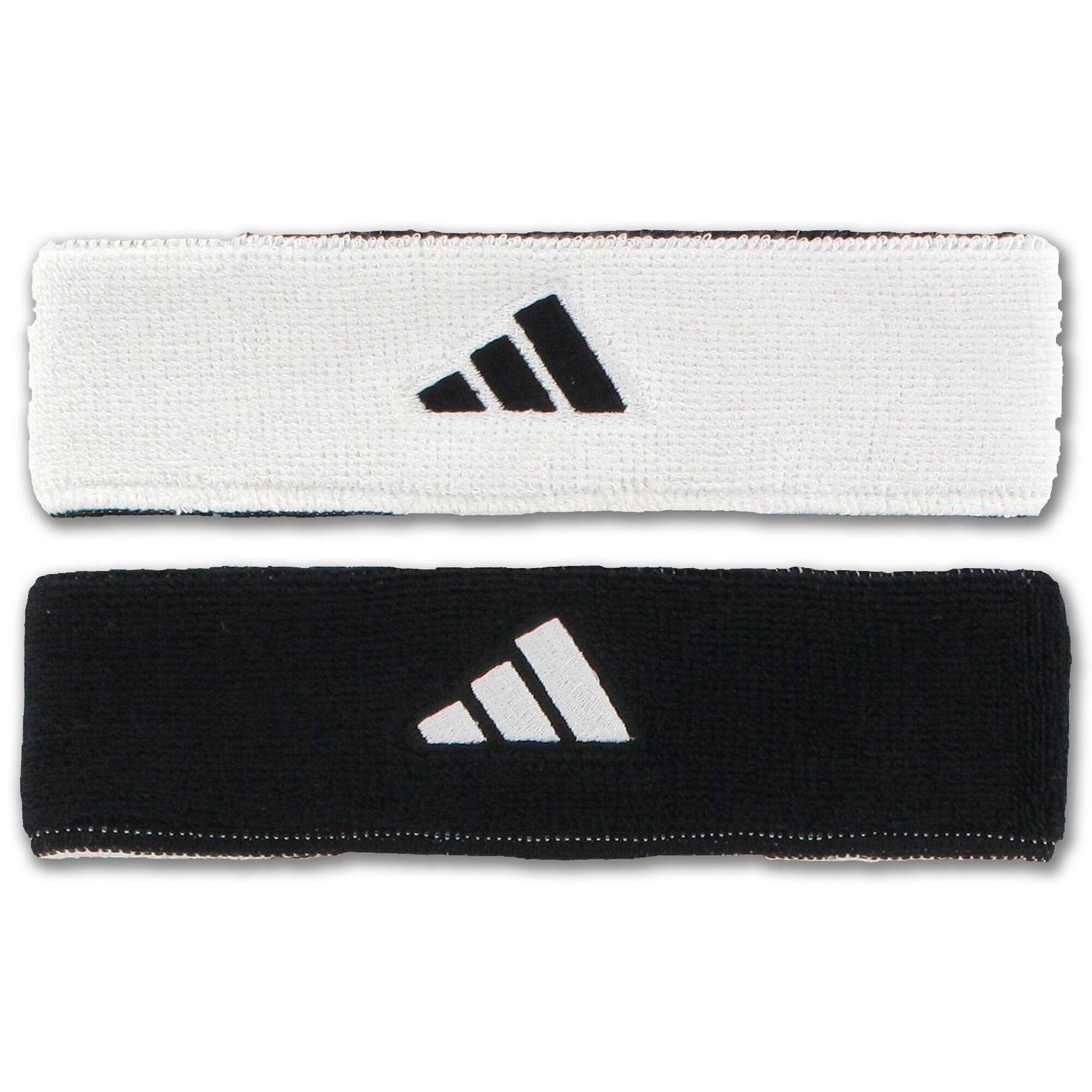 adidas - Interval Reversible Headband White / Black Q06338